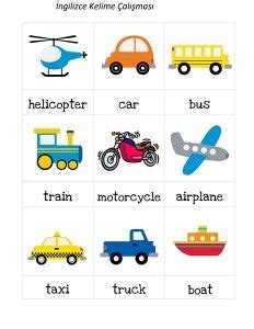 Essay on means of transport for kids